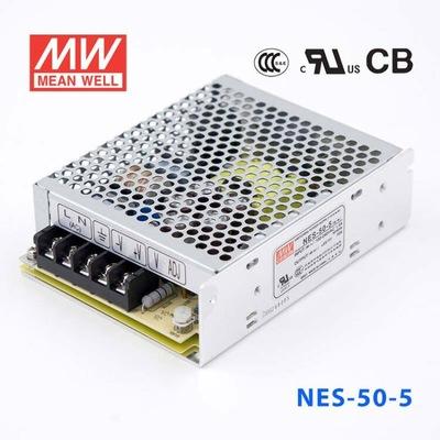 NES-50 50W 5/12/15/24/48V单路输出