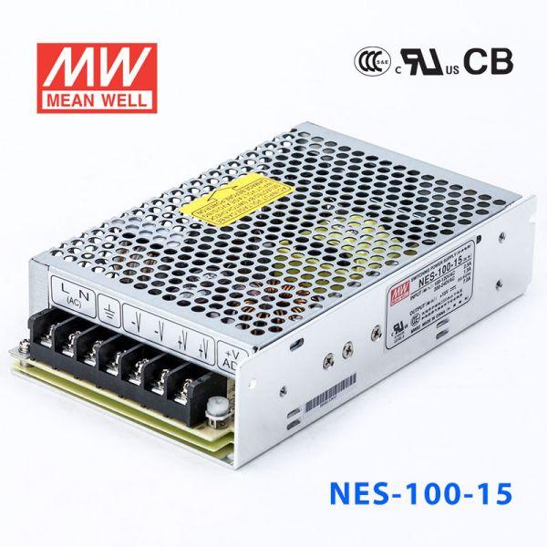 NES-100 100W 15/24/48单路输出CCC认