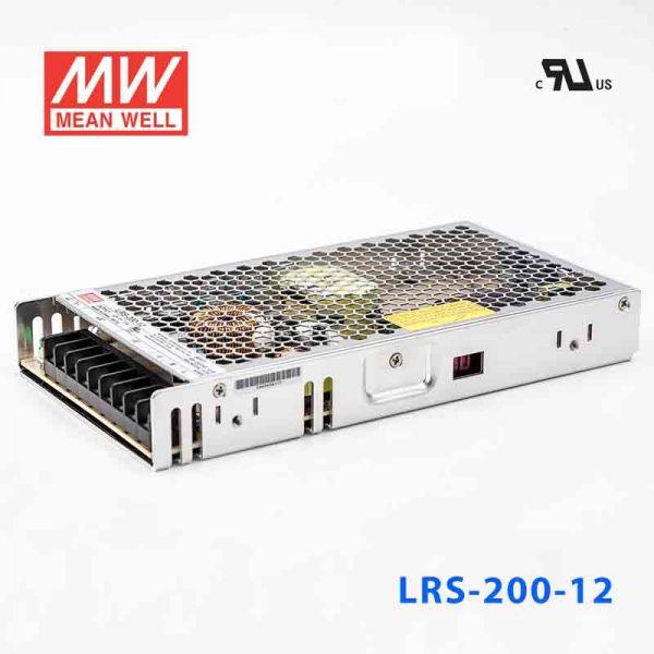 LRS-200-12/15/24/36/48单路输出选择