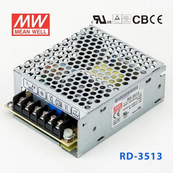 明纬开关电源RD-3513 35W +13.5V