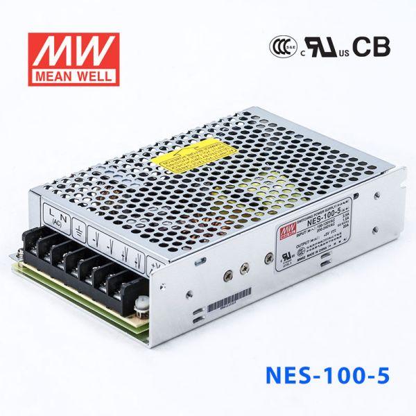 NES-100 100W 5/7.5/9/10/12单路输出