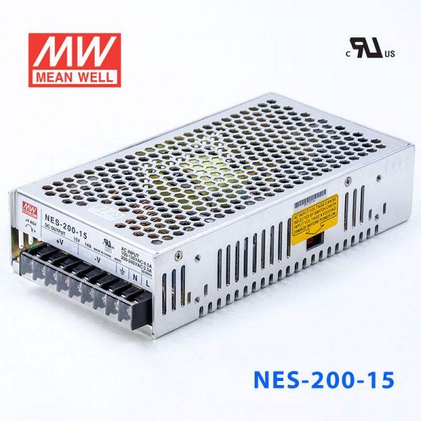 NES-200 200W 15/24/27/36/48V 单路输出