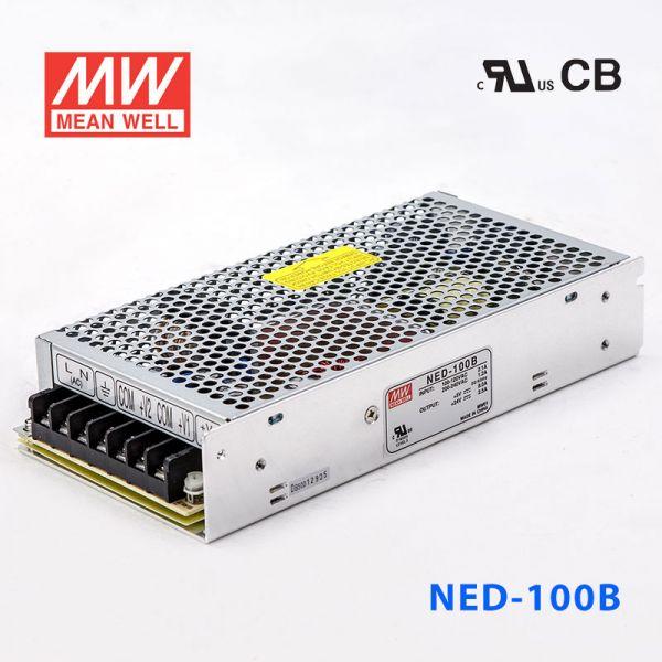NED-100B 100W 5V 10A +24V 3.5A双路输