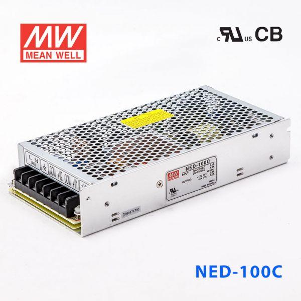 NED-100C 100W 12V 8A +5V 3A双路输出