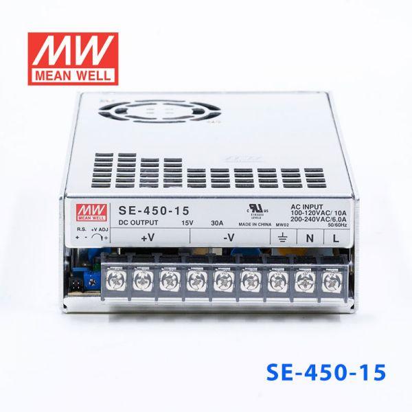 SE-450-15/24/36/48 450W单路输出大功