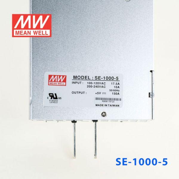SE-1000-5/9/12/15/24/48单路输出大功