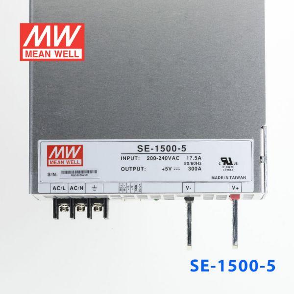 SE-1500-5/12/15/24/27/48单路输出大