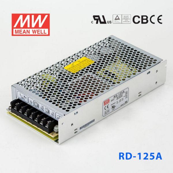 明纬开关电源RD-125A 125W +5V 15