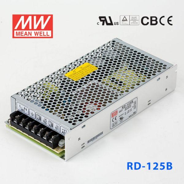明纬开关电源RD-125B 125W +5V 10