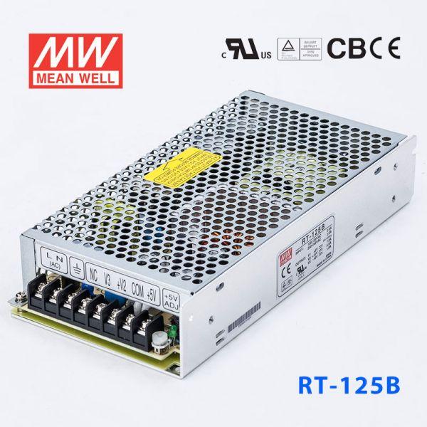 RT-125B 125W +5V15A +12V6A -12V1A三路